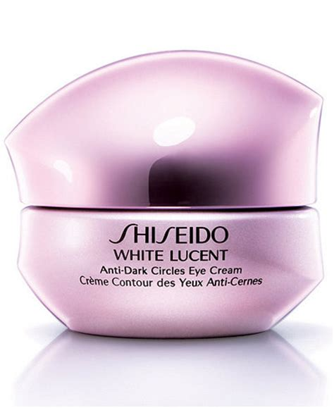 Shiseido White Lucent Eye shiseido white lucent anti circles eye 0 5 oz