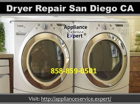 dryer repair san diego ca 858 859 0501