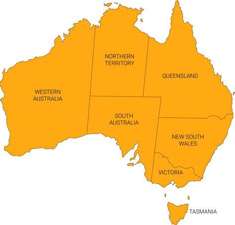 map or australia australia map vector rejected envato forums