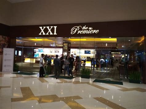 cinema 21 harga tiket cinema xxi mal kartini resmi dibuka selain harga tiket