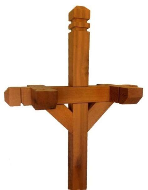 Decorative Wood Post by Shop Houzz Wilray Designs Decorative Cedar Wood