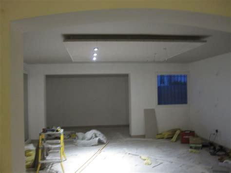 faux plafond design salon ets morcant