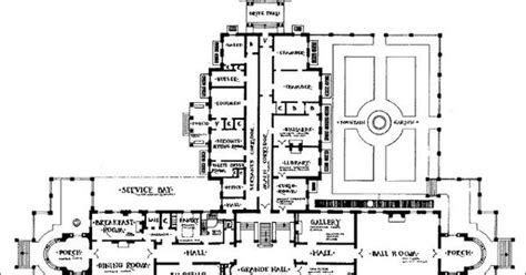 lynnewood hall floor plan mansion floor plans dream home floor plans