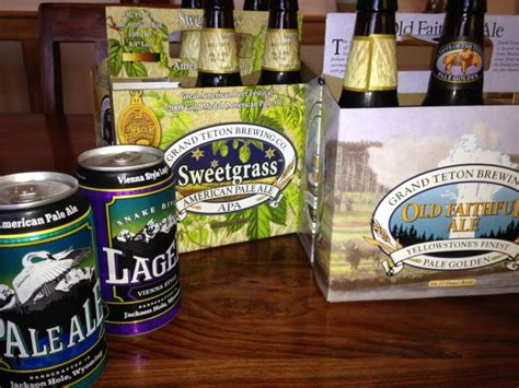 eclectic ales jackson s only locally crafted beer by jackson hole activities sipping on local suds inn on