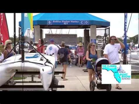 florida boat show halifax the florida boat show 2017 daytona beach 30sec