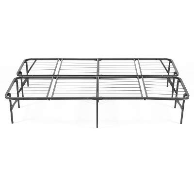 target folding bed simple base quad fold bed frame pragma bed target