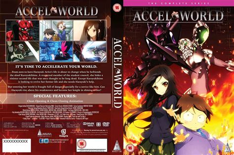 film anime another buy dvd accel world complete collection dvd uk