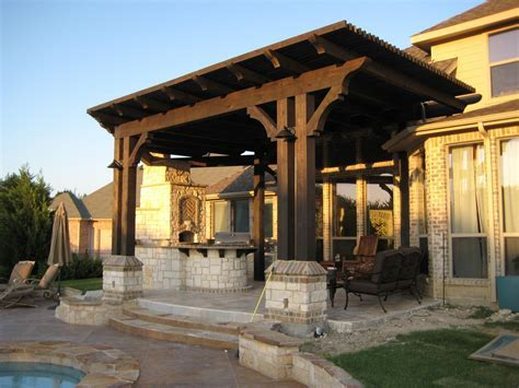 Building A Pergola On Deck U Design Blog Built In With