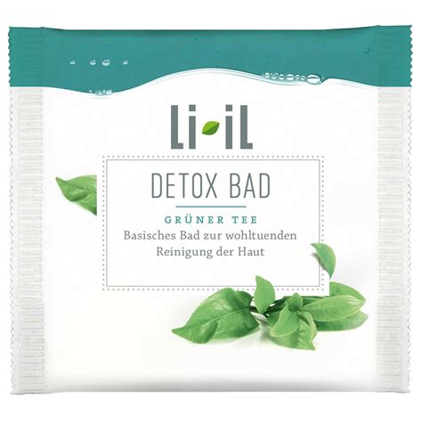 Detoxing Bad by Li Il Detox Bad Gr 252 Ner Shop Apotheke