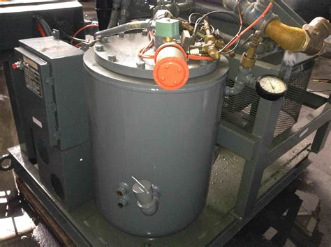air compressors dresser leroi model 40ss rotary air compressor