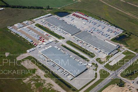 stock aerial photos industrial