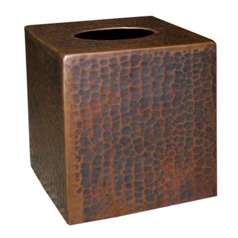 Tissue Box Cover tissue box cover copper trails