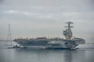 Gerald Ford Carrier 21st Century Aircraft Carrier Gerald R Ford Cvn 78