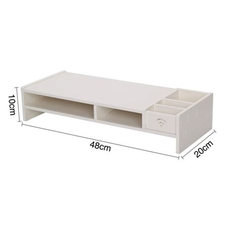 Computer Desk Monitor Stand Computer Monitor Stand For Desk Best 25 Monitor Stand Ideas On Pinterest School Desk Small Space
