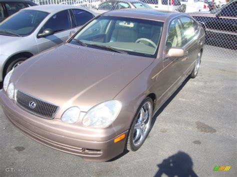 bronze lexus 2000 antique bronze mica lexus gs 300 45955441 photo 2