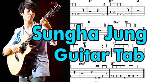 fingerstyle guitar tutorial sungha jung sungha jung learn how to play photograph fingerstyle