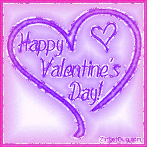 satin purple glitter graphic greeting