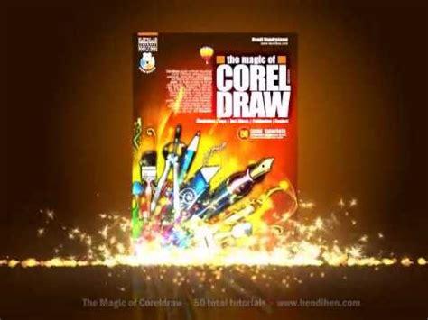 layout buku coreldraw buku corel draw tutorial desain logo kartu nama brosur