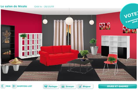 Ikea Salon 3d by Decoration Salon Ikea