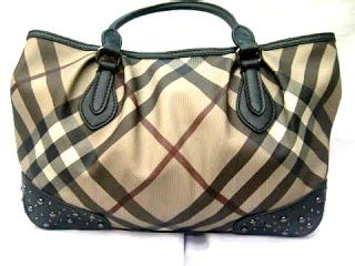Tas Burberry Top Handle 2326 risty s daftar barang branded