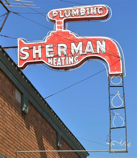 Plumbing Sherman Tx by Plumbing Signs Roadsidearchitecture