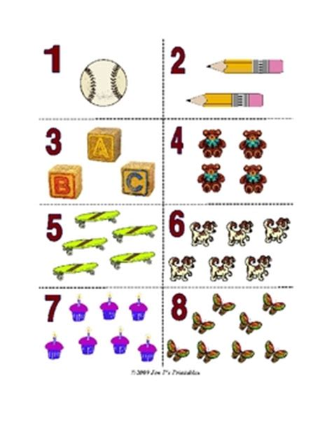 printable numbers 1 to 10 flashcards number flash cards 1 10 printable by mrs ps ed tech