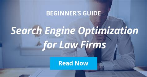 beginners guide to the law the beginner s guide to seo for law firms