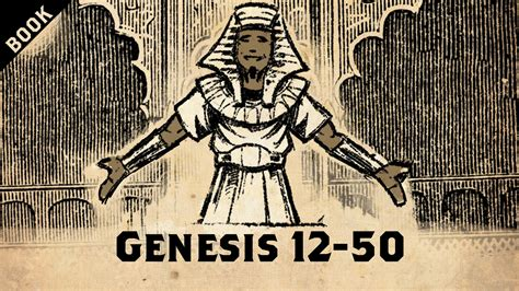 The Project Genesis the book of genesis overview part 2 of 2