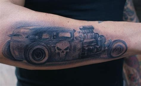 rat rod tattoo designs rat rod designs collection