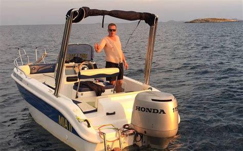 motorboot in kroatien mieten motorboot mieten in kroatien hurricane 600 motorboote