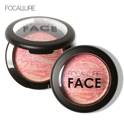Focallure Pressed Powder focallure new powder pressed baked blush