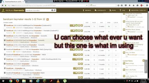 bandicam full version kickass how to download bandicam full version for free torrent