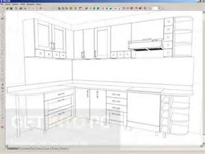 Kitchen Interior Design Software by Kitchen Furniture And Interior Design Software Free Download