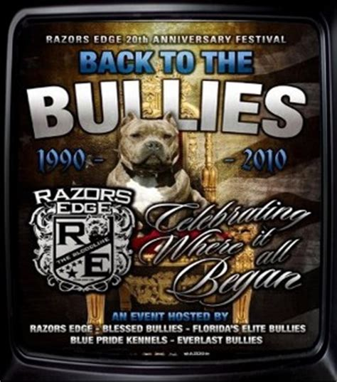 bully nation how the american establishment creates a bullying society books razors edge bloodline and history razor s edge pitbulls kennel