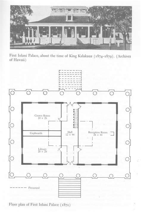 palace place floor plans ho okuleana hale ali i the first iolani palace
