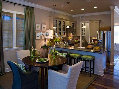 kitchen and dining room layout ideas dining room hgtv eco friendly green home home design home