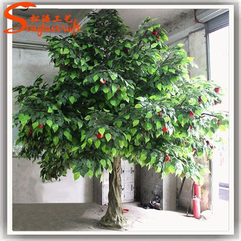 wholesale real trees factory wholesale artificial fruit trees artificial apple