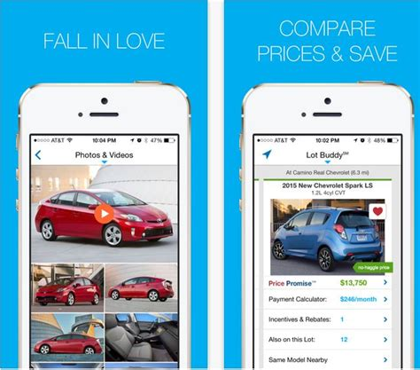 how apps can help in the car buying process bankrate com best car trading apps for iphone and ipad for u s a