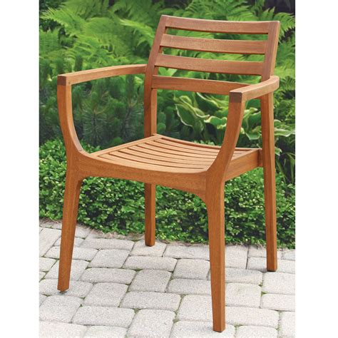 Stackable Deck Chairs by The Wegner Inspired Stacking Deck Chairs Hammacher Schlemmer