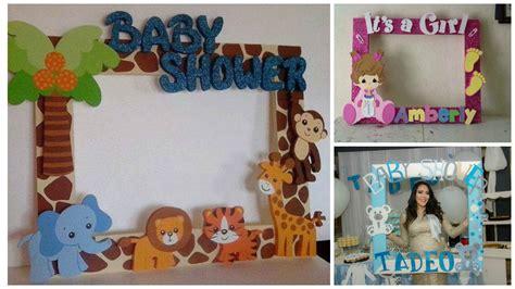191 c 243 mo organizar un baby shower econ 243 mico y original nuestros hijos cuadro de fotos baby shower que hacer para aprende c 243 mo hacer marcos de baby shower para selfies