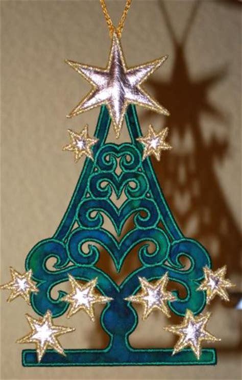 designer tree ornaments advanced embroidery designs applique tree ornament