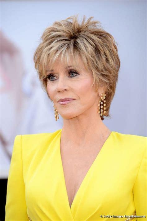 jane fonda haircuts for 2013 for women over 50 mais de 1000 ideias sobre cortes cabelo curto vermelho no