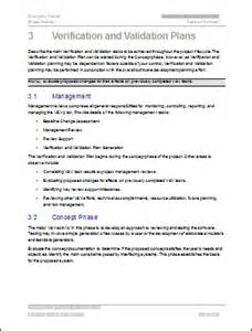 software validation plan template verification and validation plan template software