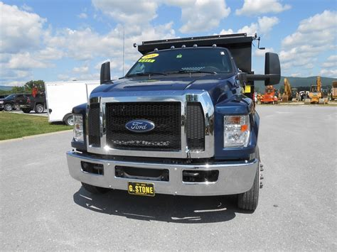 F650 Truck For Sale by Ford F650 Dump Trucks For Sale 82 Used Trucks From 598