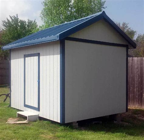Tin Roofs For Sheds by Deluxe Gable Roof Shed Photo Gallery
