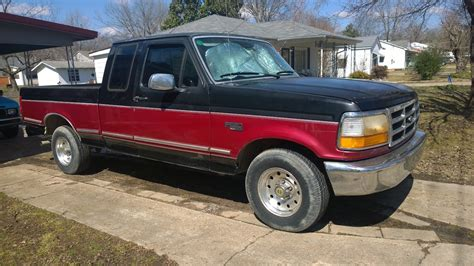 95 Ford F150 by 95 Ford F 150 V8 Cab Xlt By Amorouxskilodge On