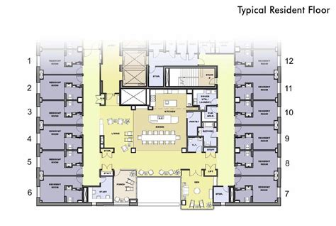 green house designs floor plans building the future of eldercare in the heart of manhattan the new jewish home