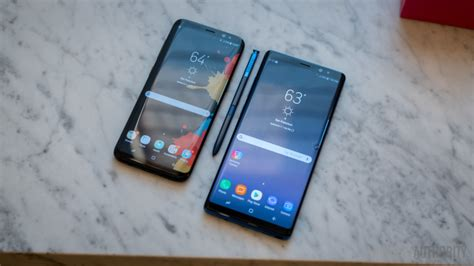 Samsung Note 8 Vs S8 galaxy note 8 vs galaxy s8 differences worth the money