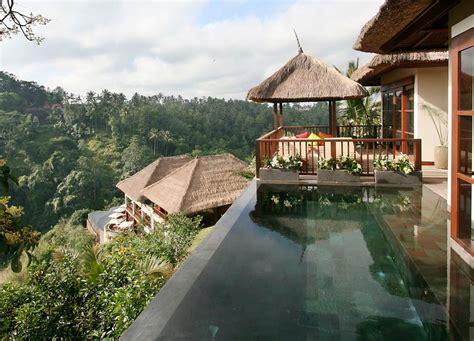 hanging gardens bali top 10 ubud resorts pool villas and spas in central bali