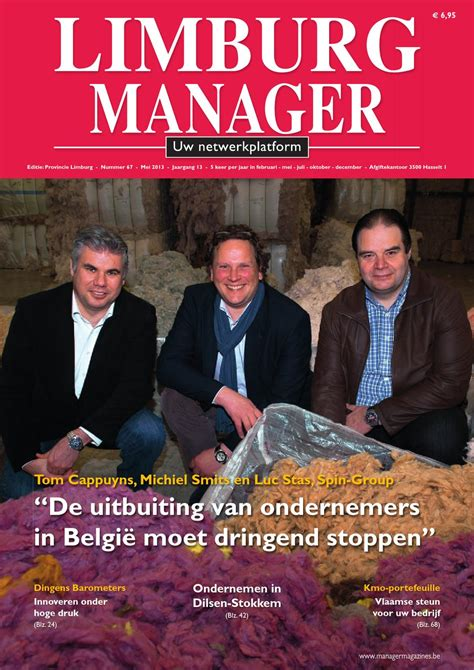 scheepvaart aalst limburg manager 67 by manager magazines issuu